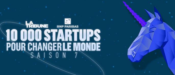 """C4Diagnostics finalist of the """"10 000 startups pour changer le monde"""" Award"""