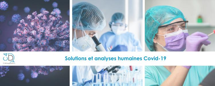 Analyses humaines Covid-19