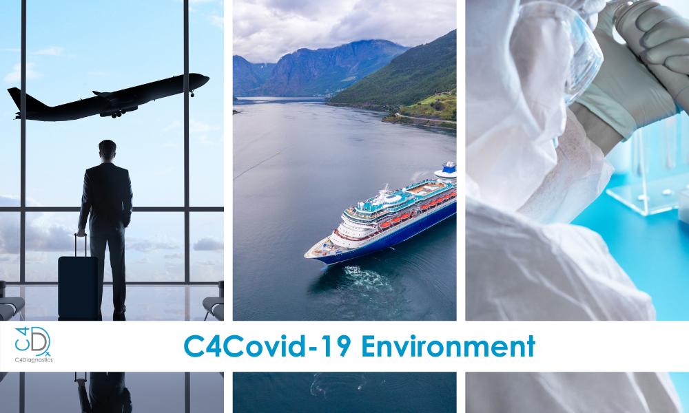 Les solutions de C4Diagnostics contre la Covid-19